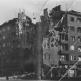 Здание в Софии, поврежденное англо-американскими бомбардировками