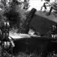 САУ Вермахта StuG M43 mit 75/46 (852) (i), уничтоженная в Италии попаданием авиабомбы [1]