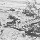 Военнослужащие РККА и танки БТ на льду Невы в районе прорыва блокады Ленинграда