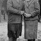 Две советские подневольные работницы кельнской фабрики резиновых изделий