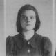 Фотографии Cофи Шолль, сделанные после ареста в мюнхенском гестапо