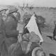 Солдаты британской армии, сдавшиеся в плен во время боев за Монте-Кассино